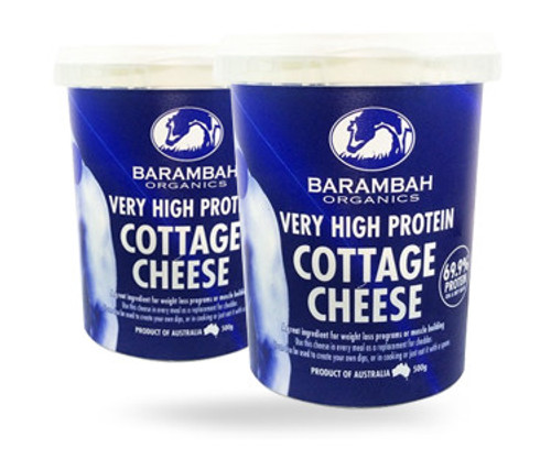 Barambah Organics Cottage Cheese 500g