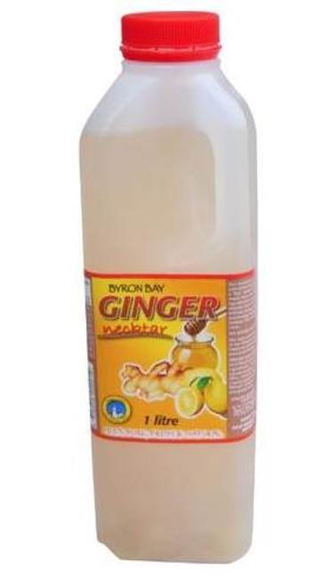 Byron Bay Ginger Necktar Original 1L
