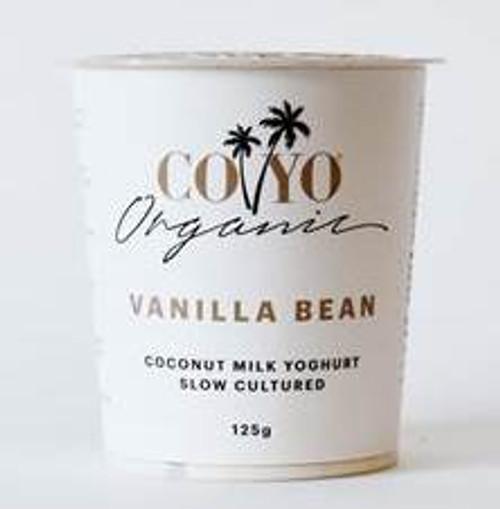 Co Yo Coconut Yoghurt Organic Vanilla Bean 300g