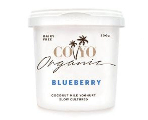 Co Yo Coconut Yoghurt Organic Blueberry 300g