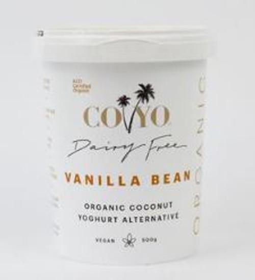 Co Yo Coconut Yoghurt Organic Vanilla Bean 500g