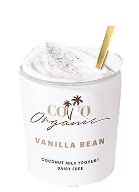 Co Yo Coconut Yoghurt Organic Vanilla Bean 1Kg