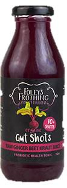 Foley's Frothing Fermentations Beetkraut Gutshot Juice 350ml