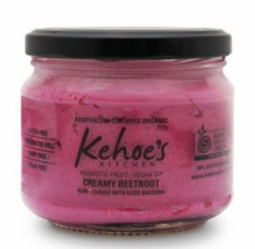 Kehoe's Kitchen Cashew Cheese Beetroot 250g