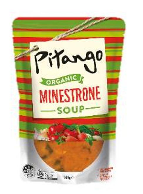 Pitango Organic Minestrone , 500g