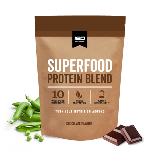 180 Nutrition Superfood Protein Chocolate 600g