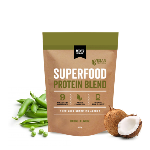 180 Nutrition Superfood Protein Coconut 600g