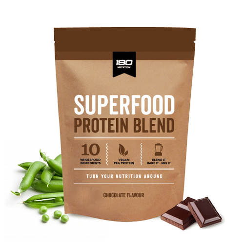 180 Nutrition Superfood Protein Blend Chocolate 1Kg