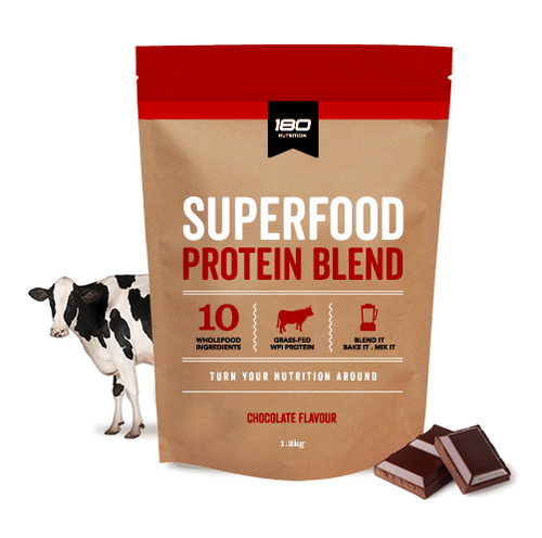 180 Nutrition WPI Superfood Protein Chocolate 1Kg