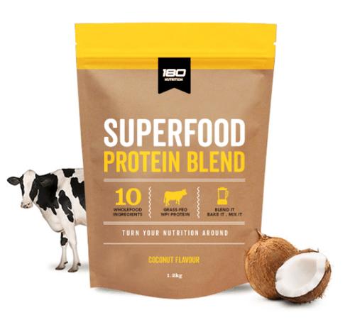 180 Nutrition WPI Superfood Protein Coconut 1Kg