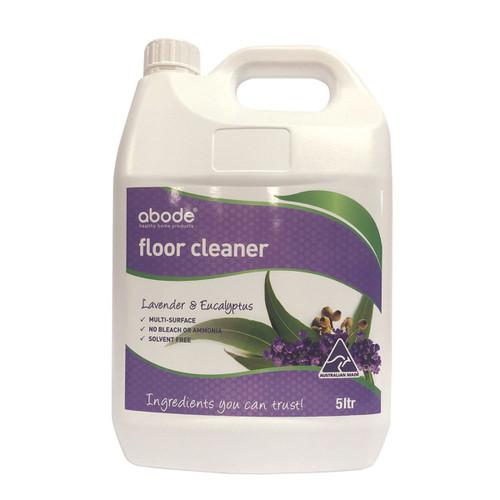 Abode Floor Cleaner Lavender & Eucalyptus 5L