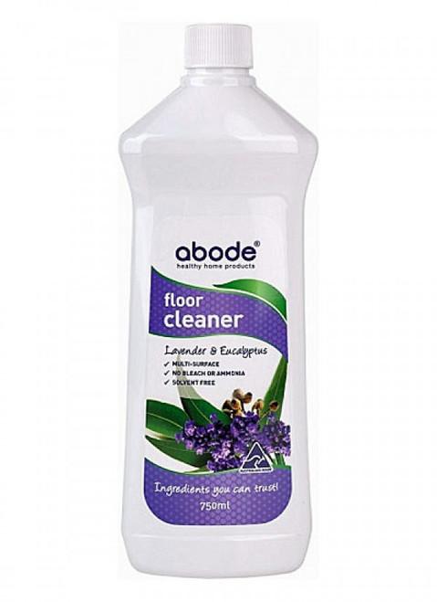 Abode Floor Cleaner Lavender & Eucalyptus 750ml x 6