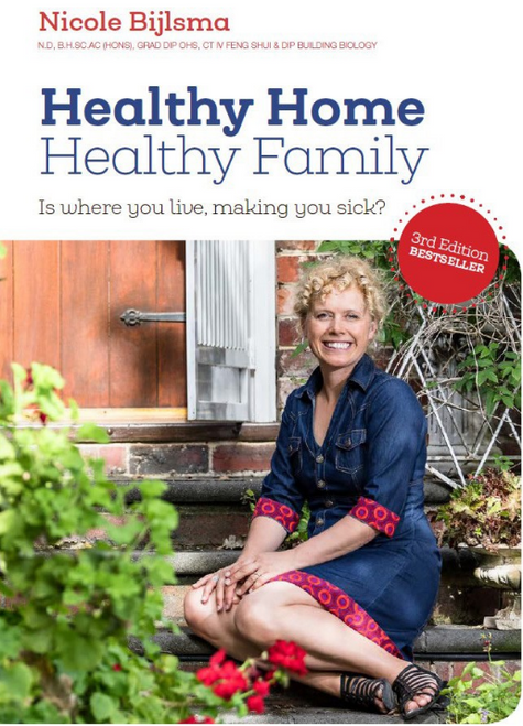 Book Healthy Home Healthy Family (3rd Ed)