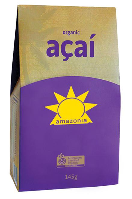 Amazonia Acai Powder 145g (Pre-Order Item)
