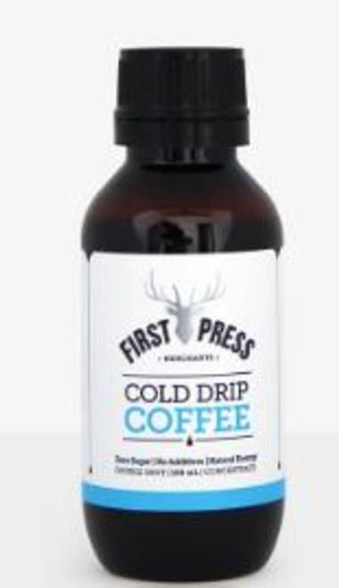 First Press Coffee Double Shot 100ml x 12
