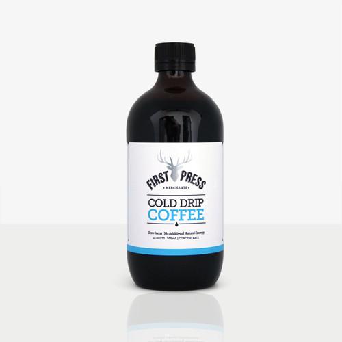 First Press Coffee 10 Shots 500ml x 6