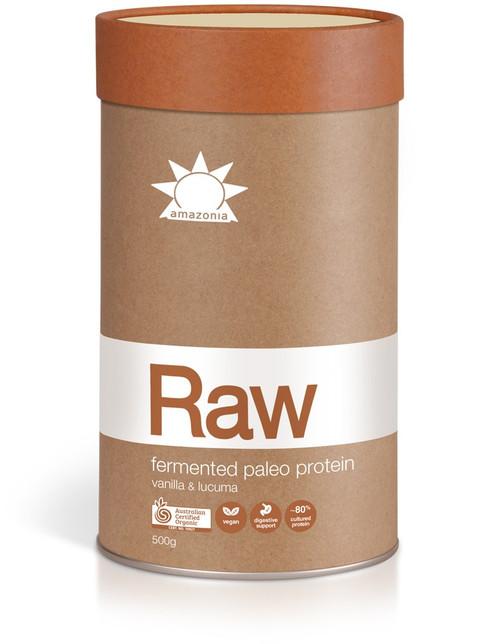 Amazonia Paleo Fermented Protein Vanilla Lucuma 500g