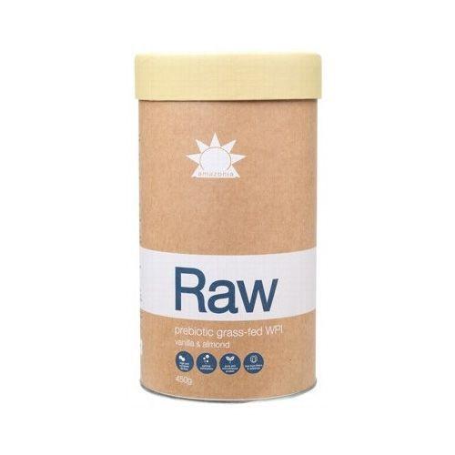 Amazonia Prebiotic Grass-fed WPI Vanilla & Almond 450g