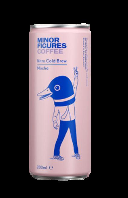 Minor Figures Nitro Mocha 200ml x 12