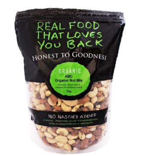 Honest to Goodness ABC Raw Nut Mix 1Kg (Pre-Order item)