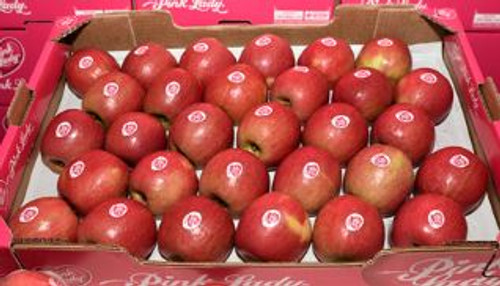 Apple Pink Lady Organic Crate 15kg (Forest Orchard)