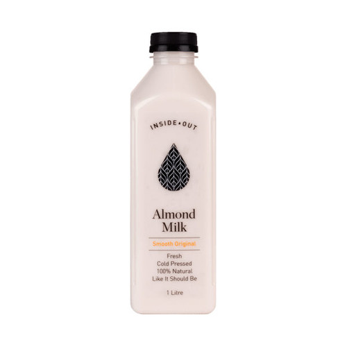 Inside Out Smooth Original Almond Milk 1L x 6