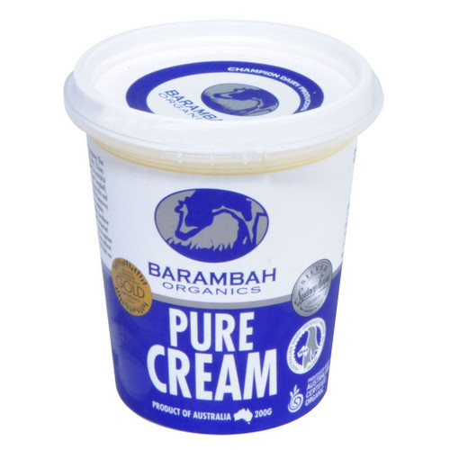 Barambah Pure Cream 200g (Pre-Order Only)
