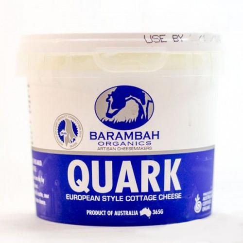 Barambah Organics Cheese Quark Organic 370g