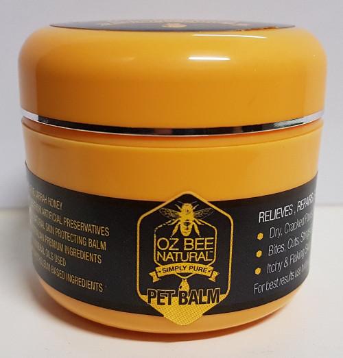 Oz Bee Natural Pet Balm 50g