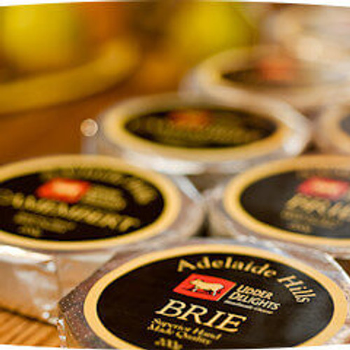 Adelaide Hills Brie Bulk 3Kg (WEIGHTED ITEM)