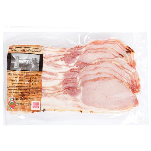 Balzanelli Bacon 500g x 10
