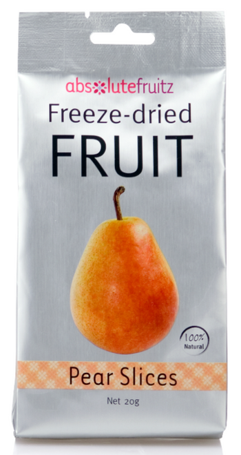 Absolute Fruitz Freeze Dried Pear 15g x 36