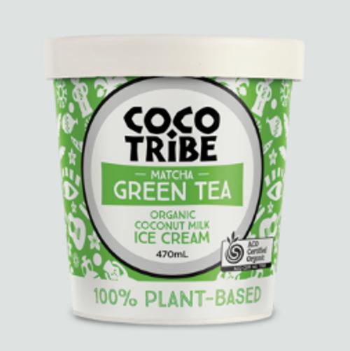 Coco Tribe Ice Cream Matcha 5L