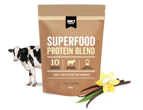 180 Nutrition Wpi Superfood Vanilla 600g