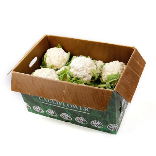 Cauliflower Organic Box (10-12 Units) Limited (Rodowsky)
