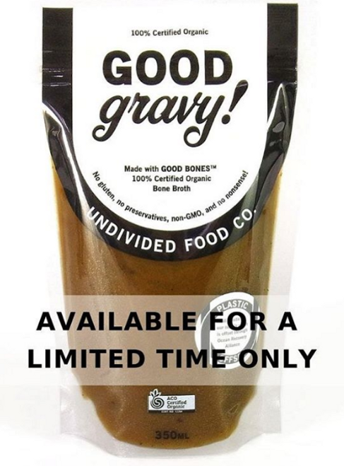 Good Bones Organic Gravy 350ml x 6
