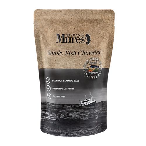 Mures Smokey Fish Chowder 500ml x 3