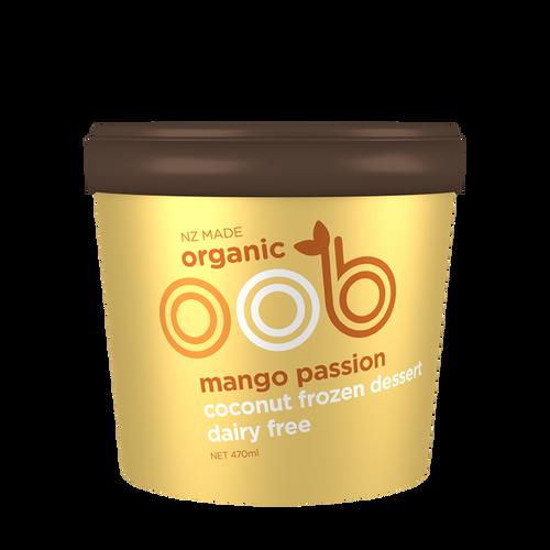 OOB Organic Dessert Mango Passion 470ml x 6