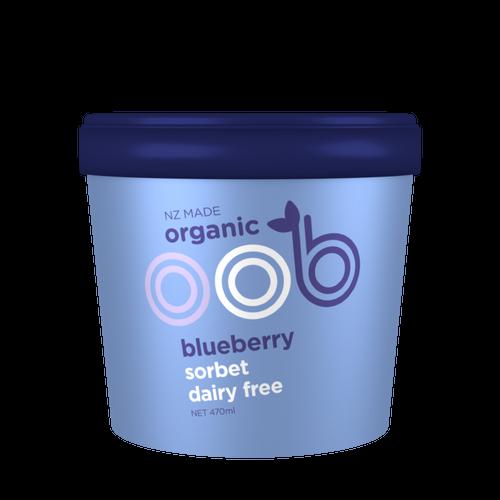 OOB Organic Dessert Blueberry 470ml x 6
