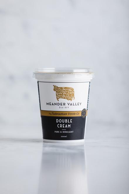 Meander Valley Double Cream 200ml x 12