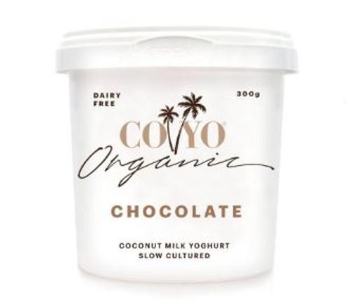 Co Yo Coconut Yoghurt Organic Chocolate 300g