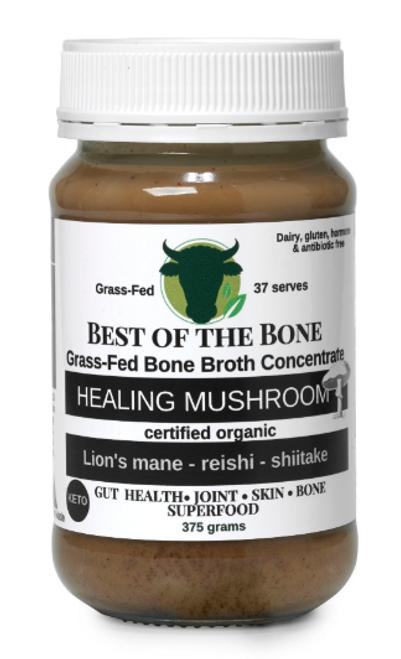 Best of the Bone Organic Healing Mushroom 375g