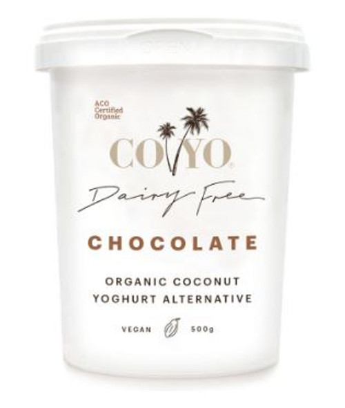 Co Yo Coconut Yoghurt Organic Chocolate 500g
