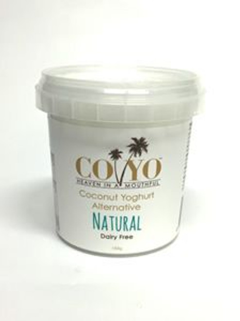 Co Yo Coconut Yoghurt Organic Natural 1kg