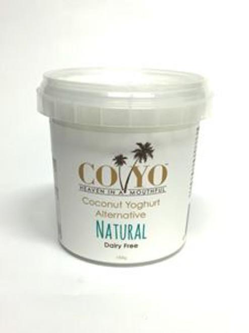 Co Yo Coconut Yoghurt Organic Natural 300g