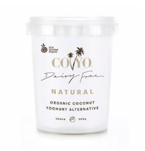 Co Yo Coconut Yoghurt Organic Natural 500g