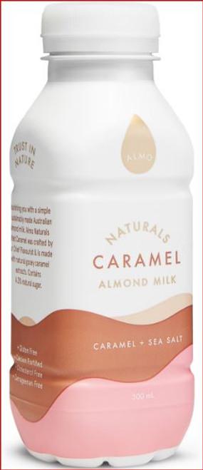 Almo Caramel Almond Milk 300ml x 10