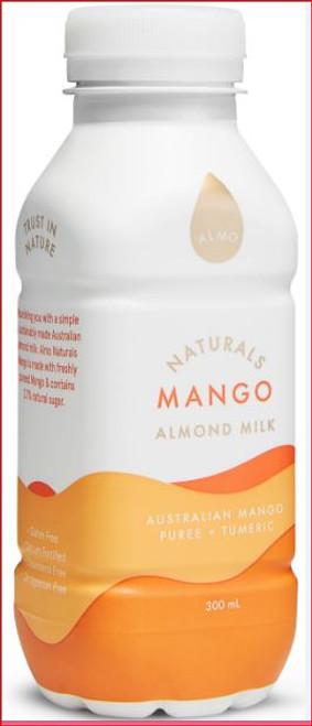 Almo Mango Almond Milk 300ml x 10