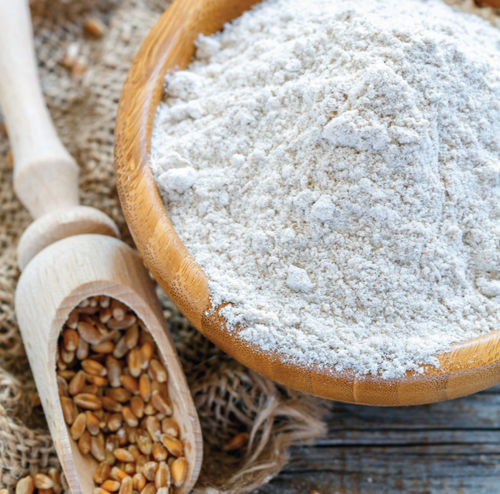 Demeter Farm Mill Organic Wholewheat Bakers Flour 5Kg