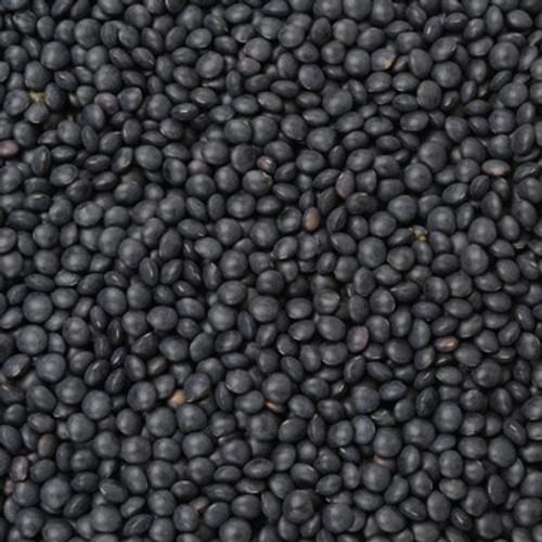 Honest to Goodness Organic Black Beluga Lentils 5Kg  (Pre-Order Item)